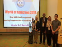 World of Addiction 2018